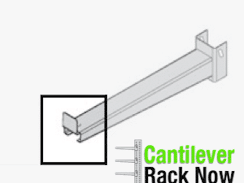 Cantilever Bolt On Arm LIp