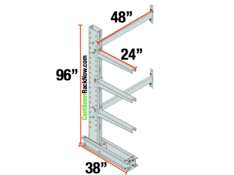 Cantilever Racks Adder Unit 1