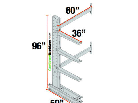 Cantilever Racks Adder Unit 2