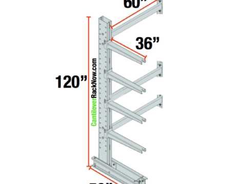 Cantilever Racks Adder Unit 3