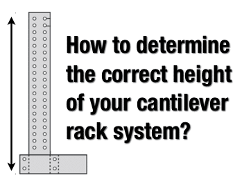 How to determine the correct height
